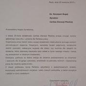 LIST GRATULACYJNY PREZYDENTA MIASTA P�OCKA PANA ANDRZEJA NOWAKOWSKIEGO
