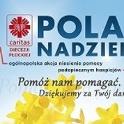 POLA NADZIEI - CARITAS DIECEZJI P�OCKIEJ